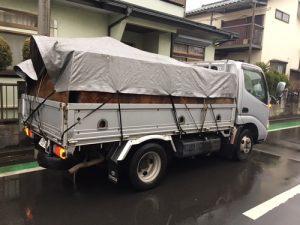 トラック詰め放題 不用品回収 2トン車