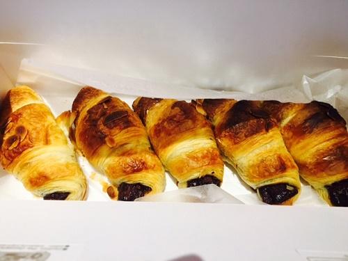 サンマルクカフェ創業祭第2弾 たっぷりチョコクロ