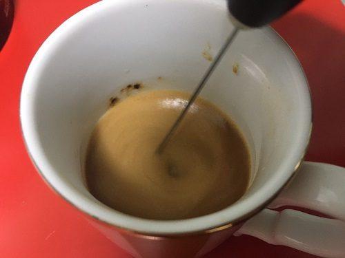 バターコーヒー 作り方6