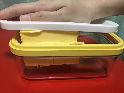 バターケース 使い方2