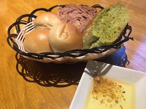 軽井沢 ロンギングハウス パン