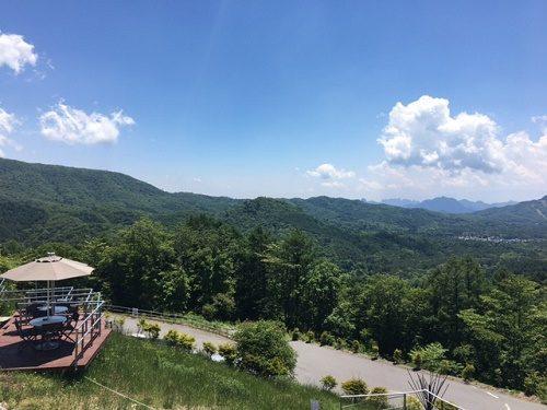 軽井沢 天空のカフェ アウラ2