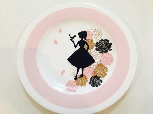 ポーセラーツ 皿