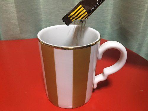 バターコーヒー 作り方1
