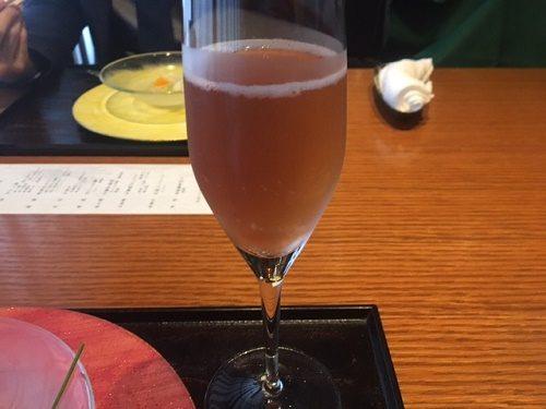 銀座 蟹みつ 記念日サービス